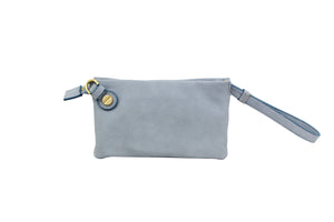 Prive Wristlet in Poplin Blue