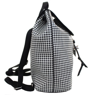 Pipa Backpack in Gingham