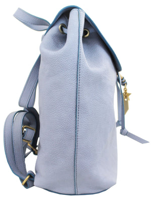 Pipa Backpack in Poplin Blue