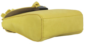 Lila Crossbody in Lemon