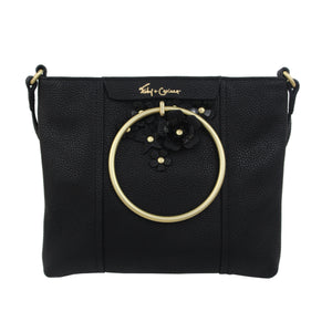 Lila Satchel in Black