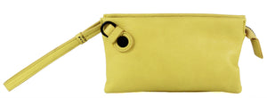 Prive Wristlet in Lemon