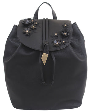 Lila Backpack in Black