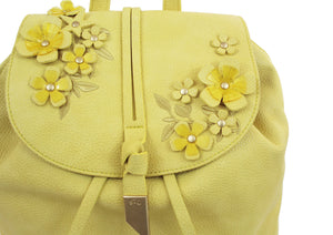 Lila Backpack in Lemon