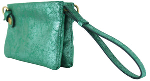 Prive Wristlet in Cactus