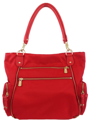 Felicity Tote in Red