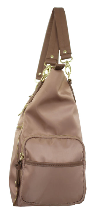 Felicity Tote in Tan