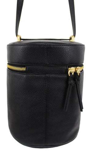 Garden Transport Shawn Crossbody in Black