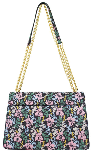 Garden Transport Bandit Chain Cross body in Flower Print