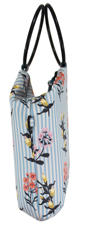 Garden Transport Jitnie Ring Bag in Flower Print