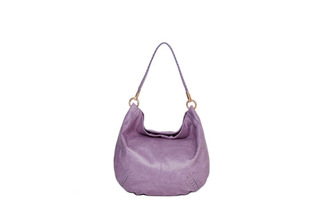 VIOLETTA HOBO IN LAVENDER