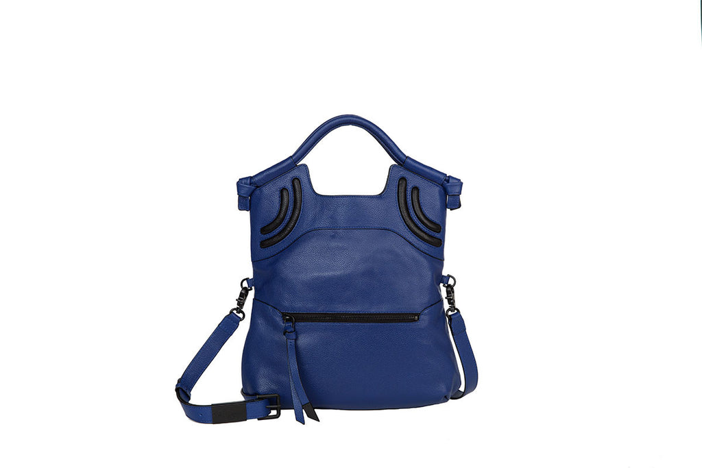 STEPHI LADY TOTE IN MOON SHADOW
