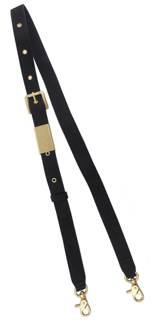 Replacement Crossbody Strap in Black (Large)