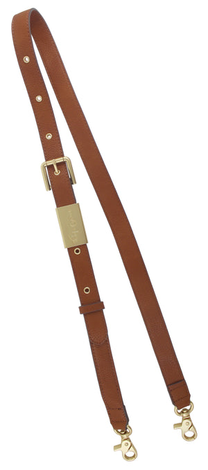 Replacement Crossbody Strap in Cognac (Large)