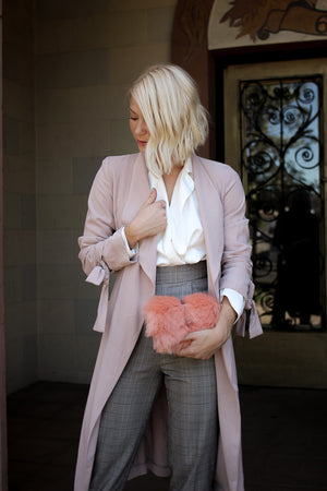 City Blooms Bo Crossbody in Blush