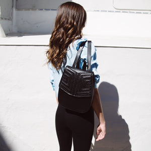 Zoe Backpack in Black