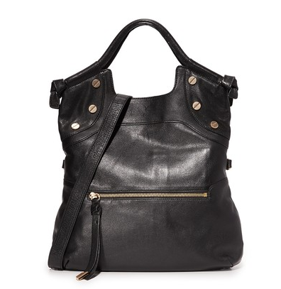 FC LADY TOTE IN BLACK