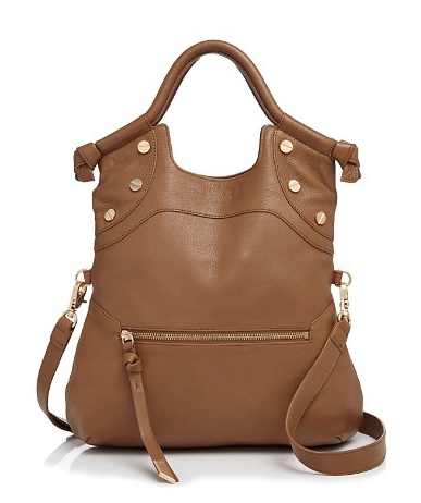 FC LADY TOTE IN CHESTNUT