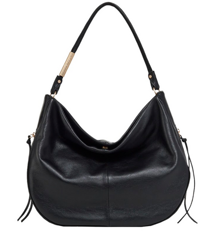 KATE HOBO IN BLACK