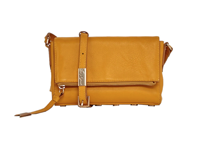 CHARLI CROSSBODY IN MANGO TEA