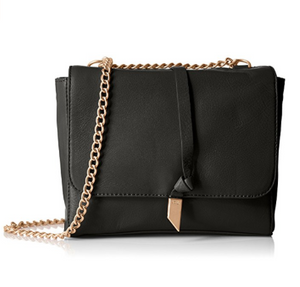 Diane Shoulder Bag in Black