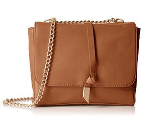 Diane Shoulder Bag in Honey Brown