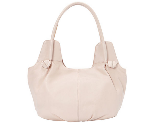 MADDIE DOUBLE HANDLE HOBO IN CRUSH