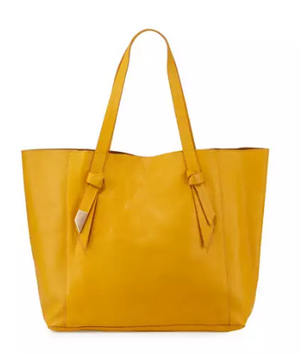 Ashlyn Tote in Mango Tea