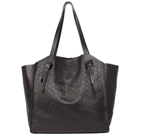Tye Tote in Black
