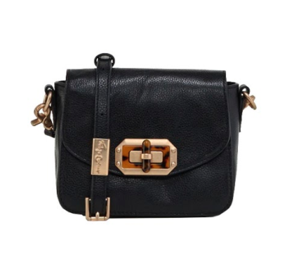 WHITNEY CROSSBODY IN BLACK