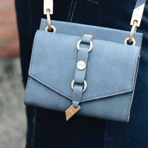 Wildheart Mini Crossbody in Blue Infinity