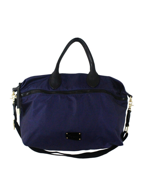 TEMPO SPARK EXPANDABLE WEEKENDER IN NAVY