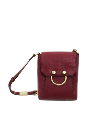 Blake Crossbody in Berry Sangria