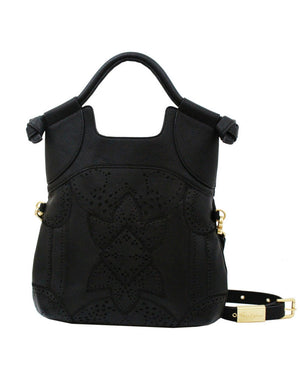Sedona Sunset FC Lady Tote in Black