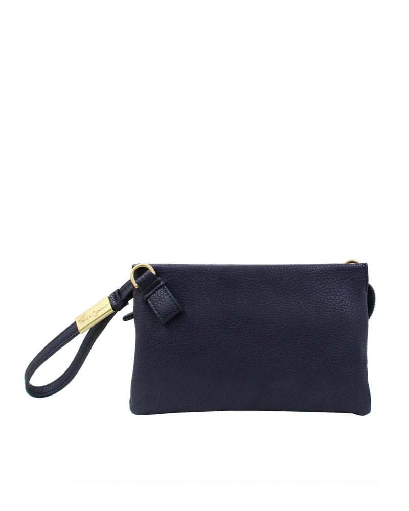 CACHE CROSSBODY IN MIDNIGHT BLUE