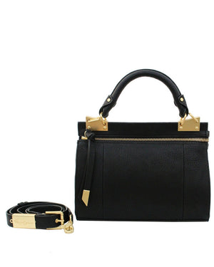 Dione Mini Messenger in Black