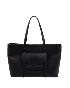 Regina Tote in Black