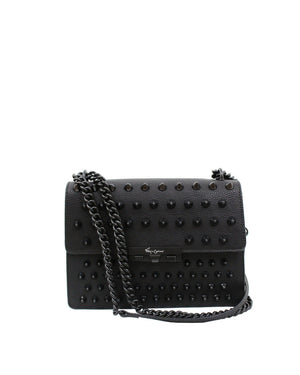 Skyline Bandit Drop Lock Crossbody in Black