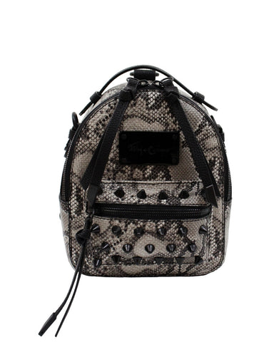 SKYLINE BANDIT BACKPACK IN SNAKE