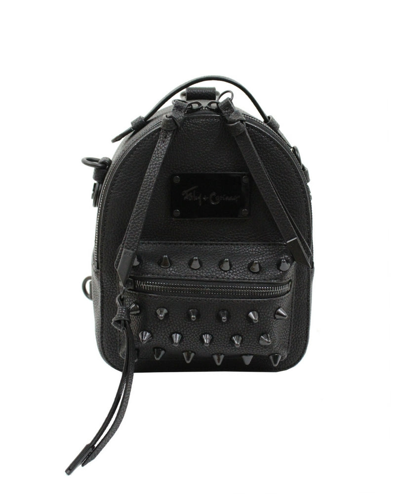 6d6bbcc187 Skyline Bandit Mini Backpack in Black - Foley + Corinna