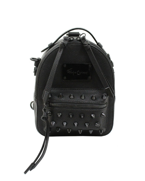 SKYLINE BANDIT BACKPACK IN BLACK