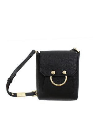 Blake Crossbody in Black
