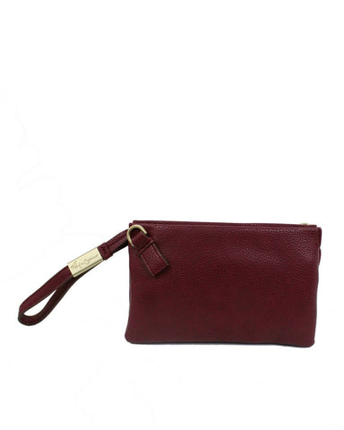 CACHE CROSSBODY IN BERRY SANGRIA