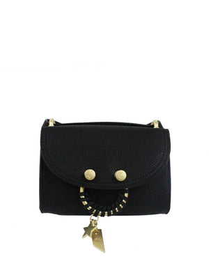 City Instincts Blake E/W Crossbody in Black