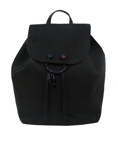 CITY INSTINCTS BACKPACK IN BLACK