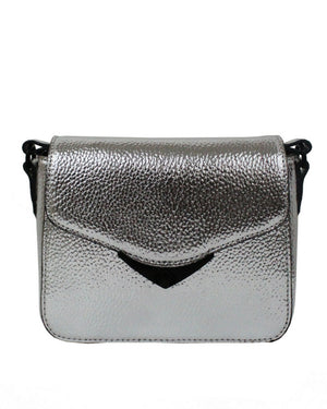 Limelight City Crossbody Petite in Silver