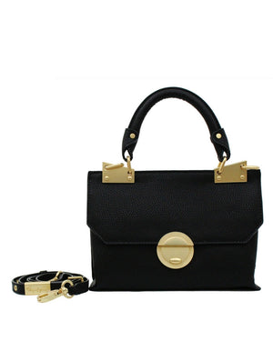 Dione Crossbody in Black