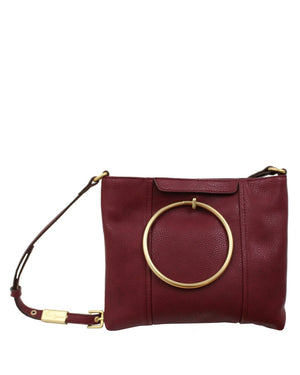 Tyler Satchel in Berry Sangria