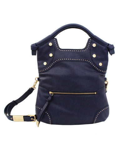 STARGAZER FC LADY TOTE IN MIDNIGHT BLUE