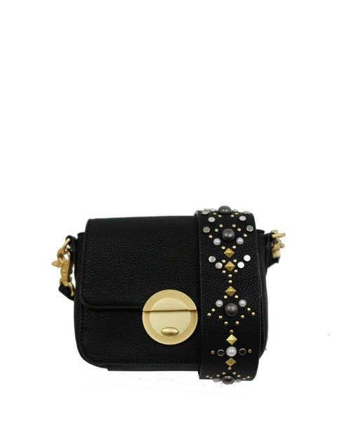 STARGAZER AVERY CROSSBODY IN BLACK